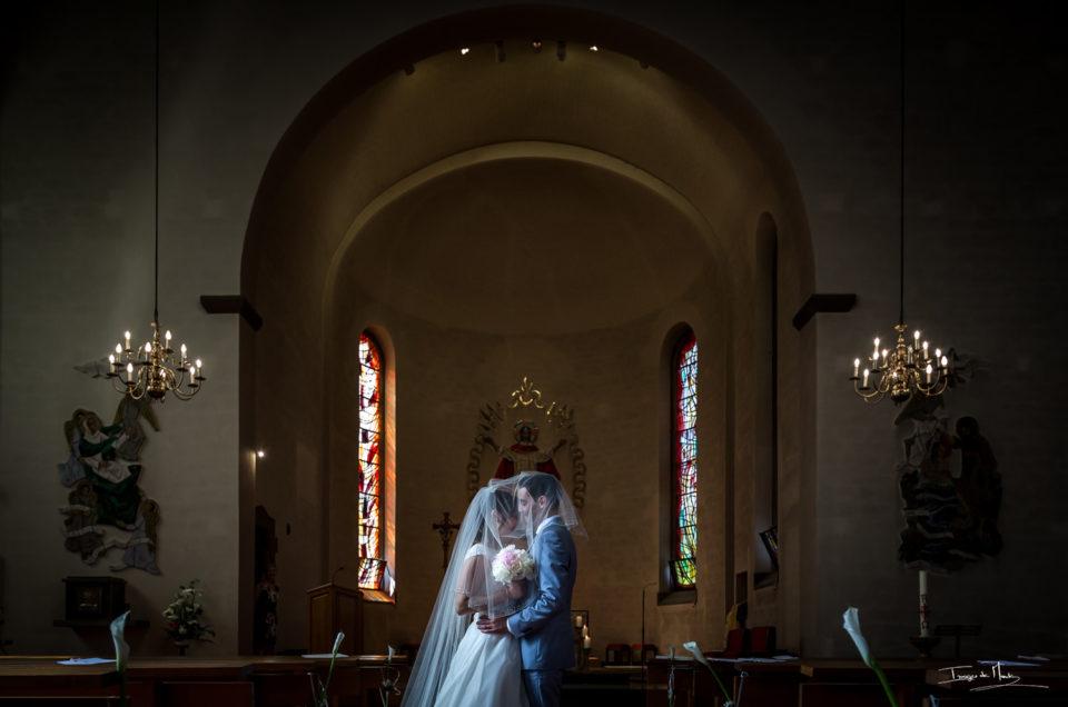 photographe mariage alsace strasbourg eglise lingolsheim yvan marck