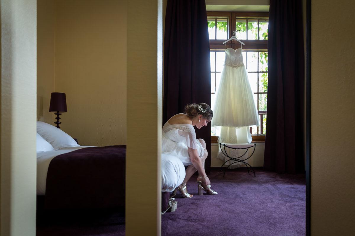 photographe mariage strasbourg preparatifs de la mariée