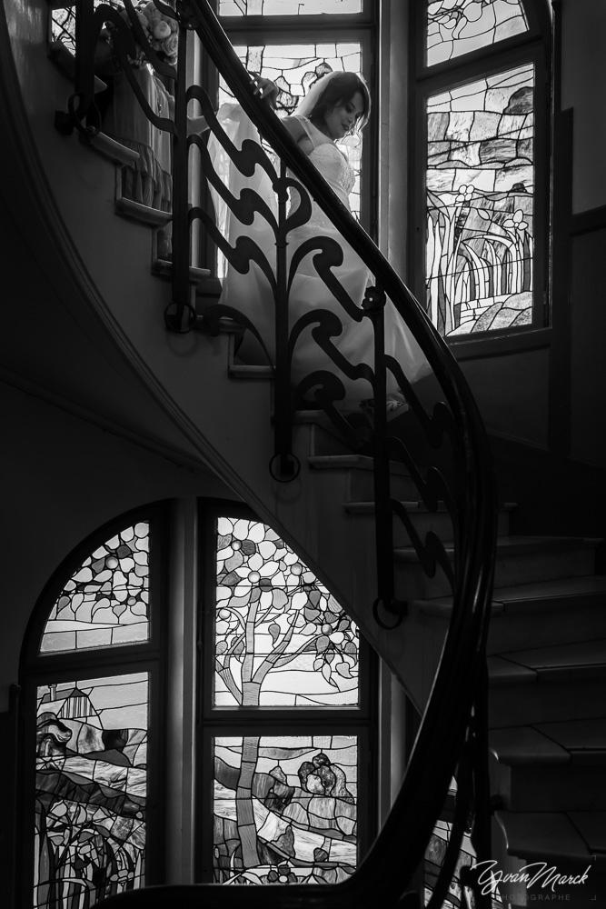 Préparatifs à l'appart du général mariage franco-brésilien à la villa quai sturm par yvan marck photographe de mariage à strasbourg Alsace