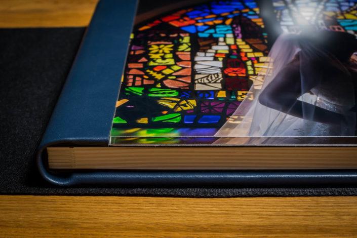 couverture plexi graphistudio album mariage
