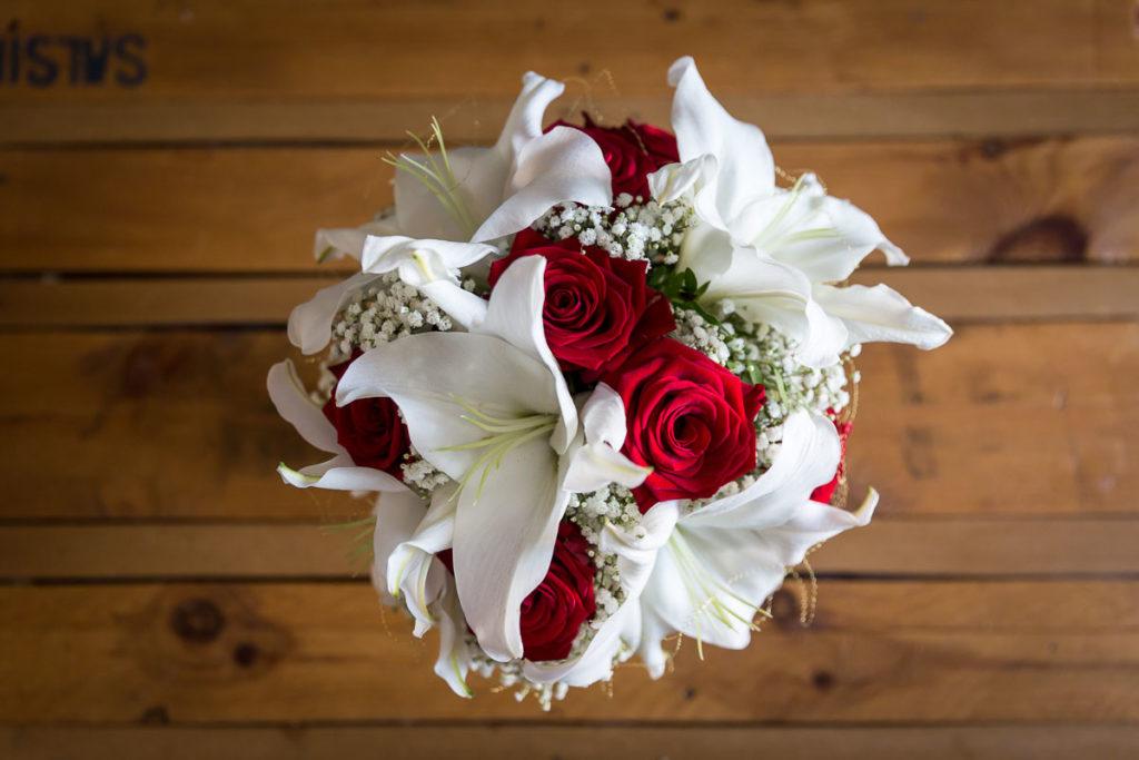 bouquet de fleur mariage