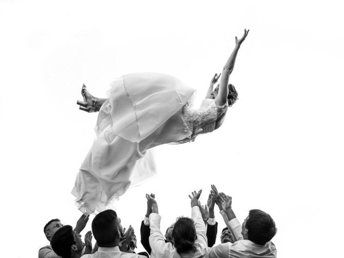jeté de la mariée cocktail mariage