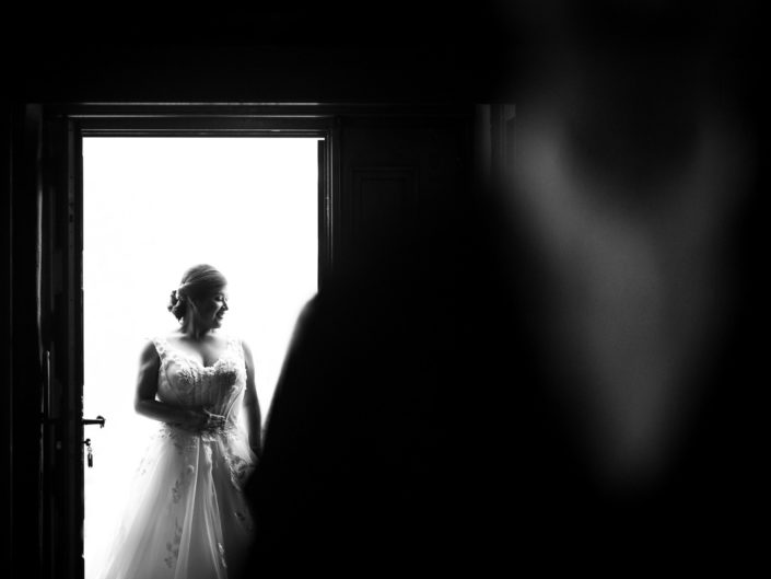 mariage decouvrte robe chapelle