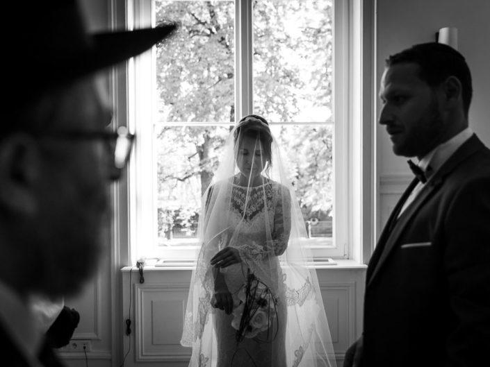 mariage juif mariee prete