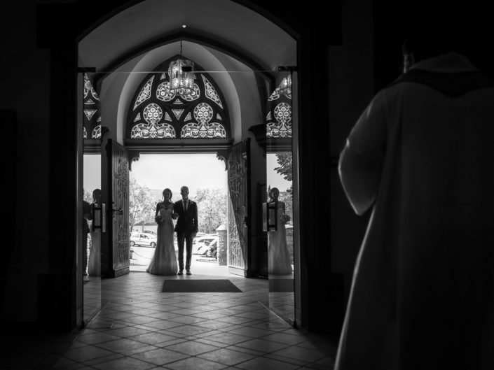 entree maries dans l eglise