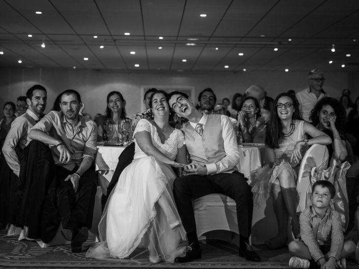 soiree mariage rire et pleurs
