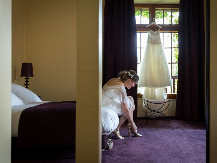 mariage prepartif robe mariee