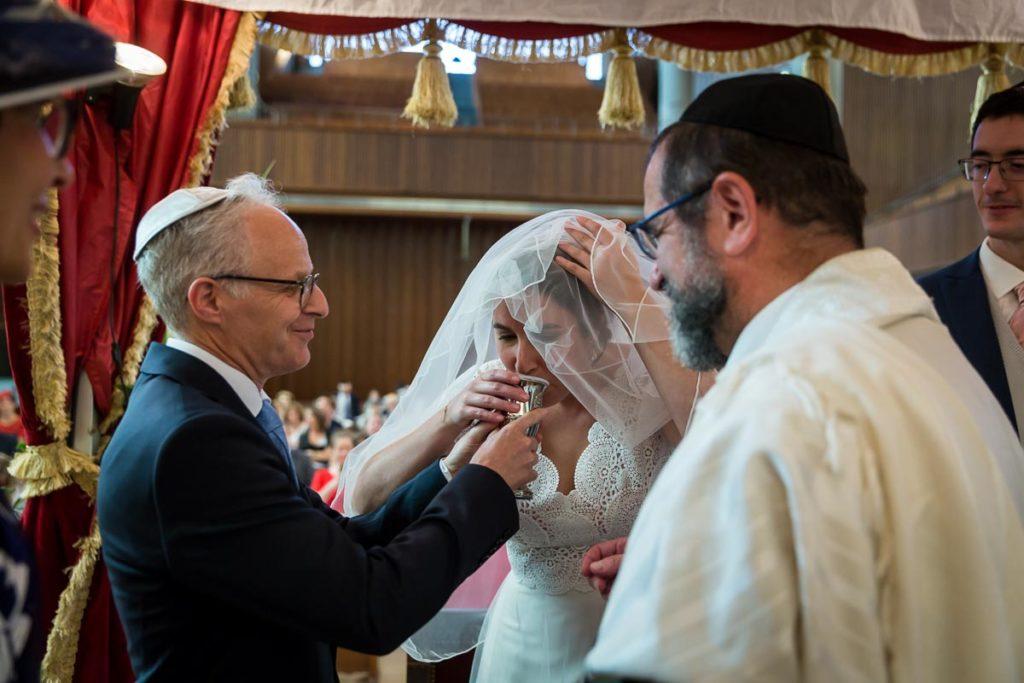kiddouchin la mariée