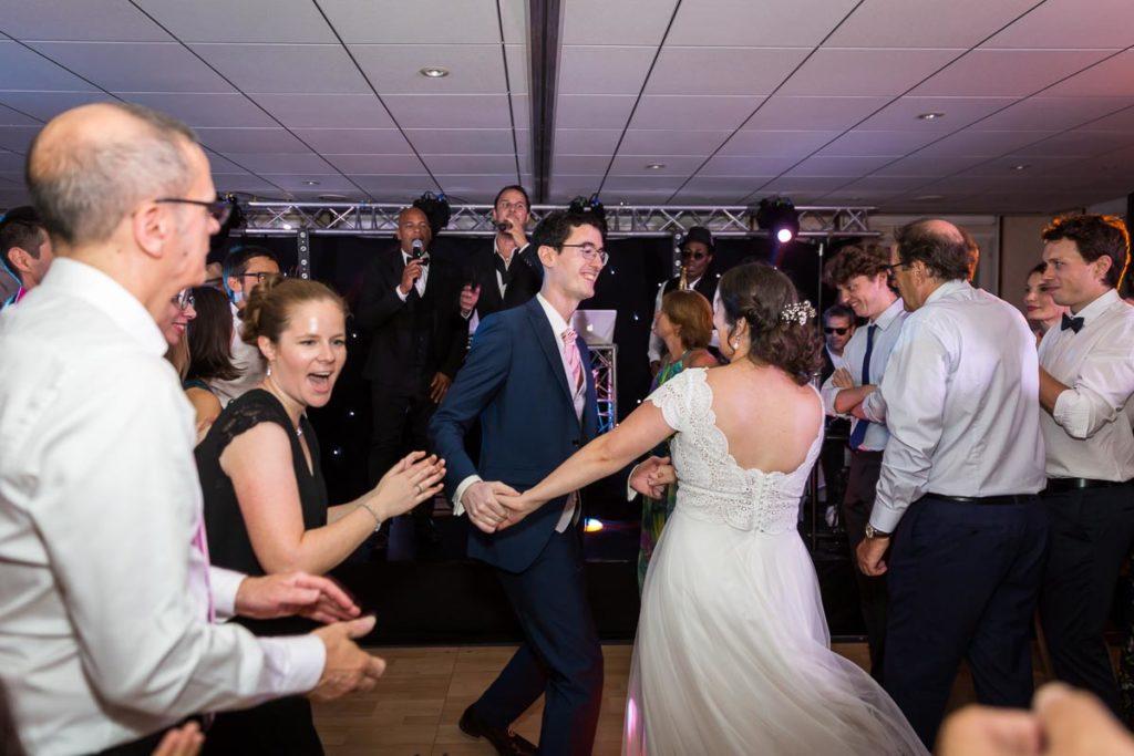 danse soirée mariage juif château de l'ill