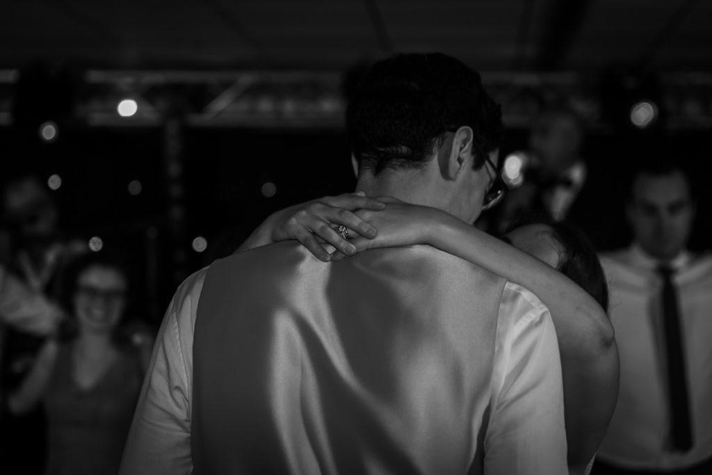 danse des mariés mariage juif château de l'ill
