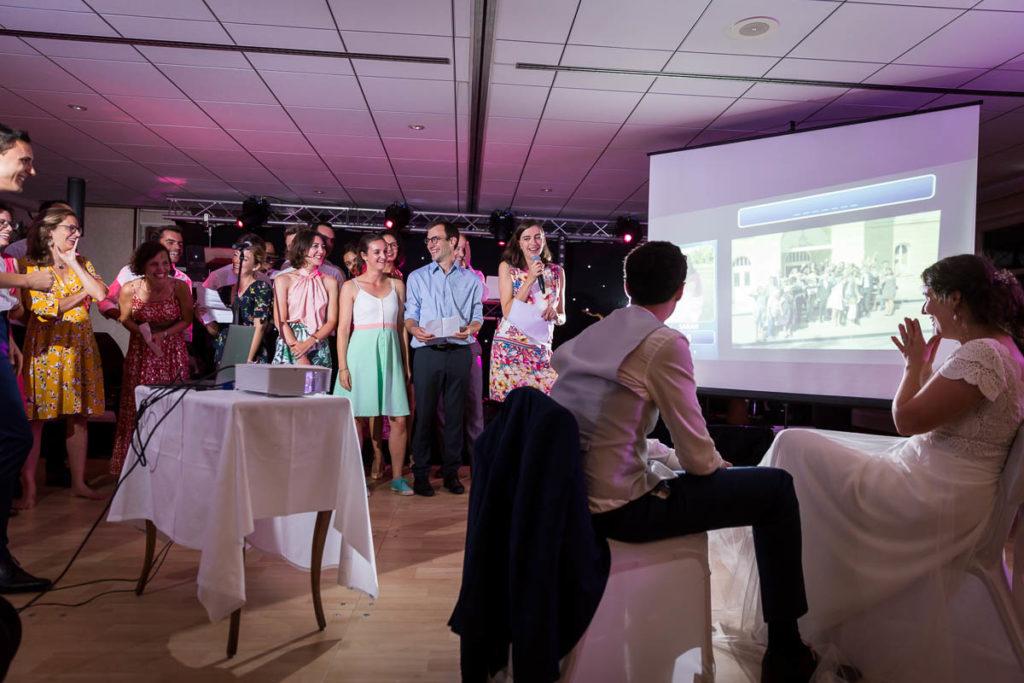 discours et animations mariage juif château de l'ill