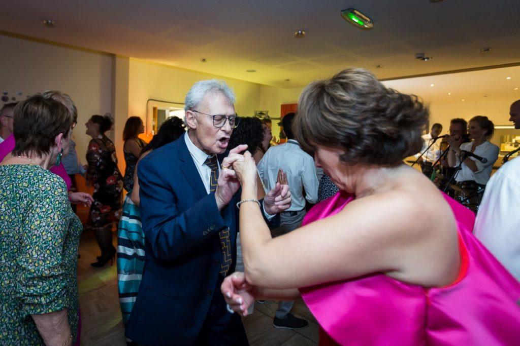 danse couple soirée mariage