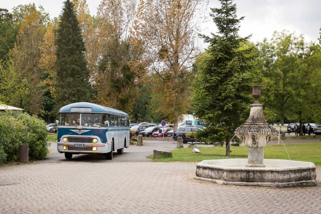 idee mariage originale bus pour invités