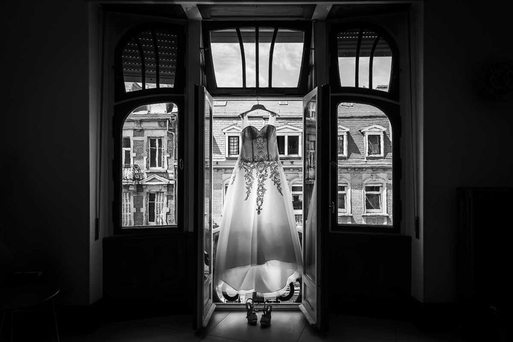 idee organisation mariage robe mariee