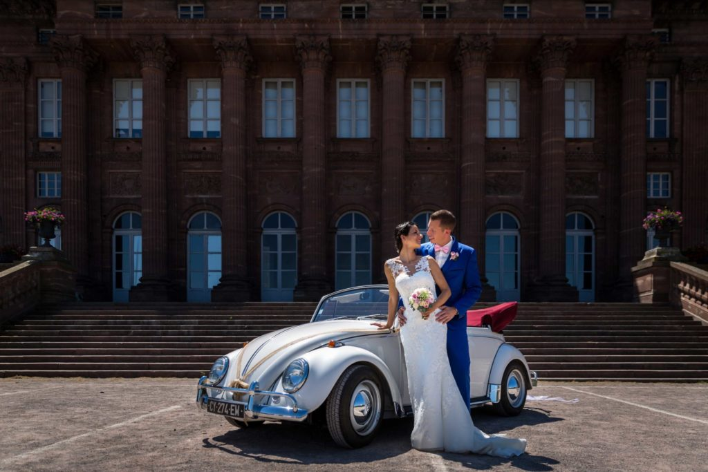 idee mariage voiture originale