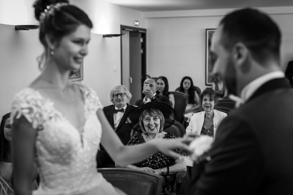 mariage alsace ceremonie brumath les parents photographe mariage