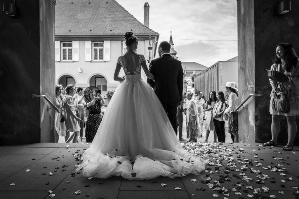 reportage photo ceremonie brumath photographe mariage