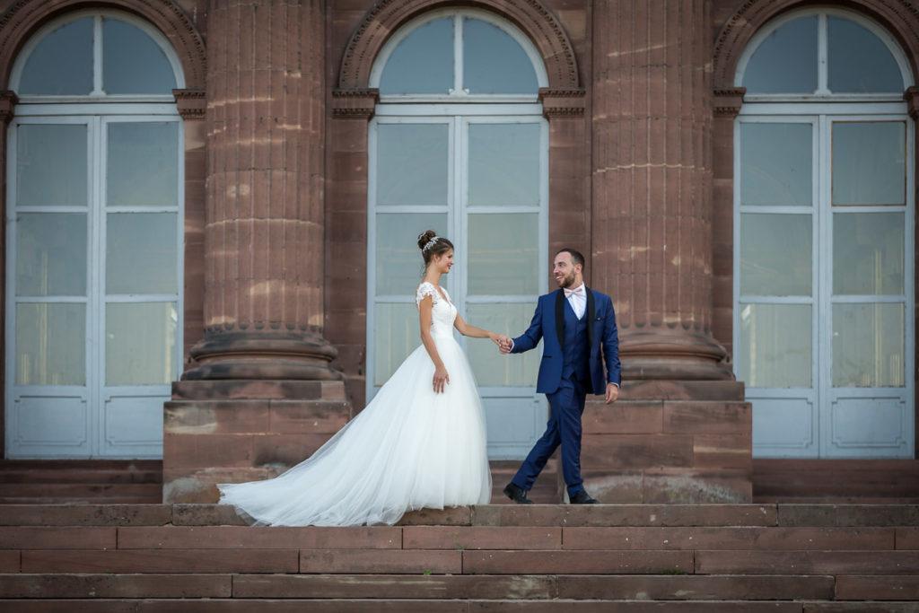 séance couple Saverne photographe mariage rohan